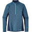 Patagonia All Weather sweater Dames blauw